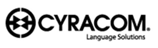 Cyracom logo and link