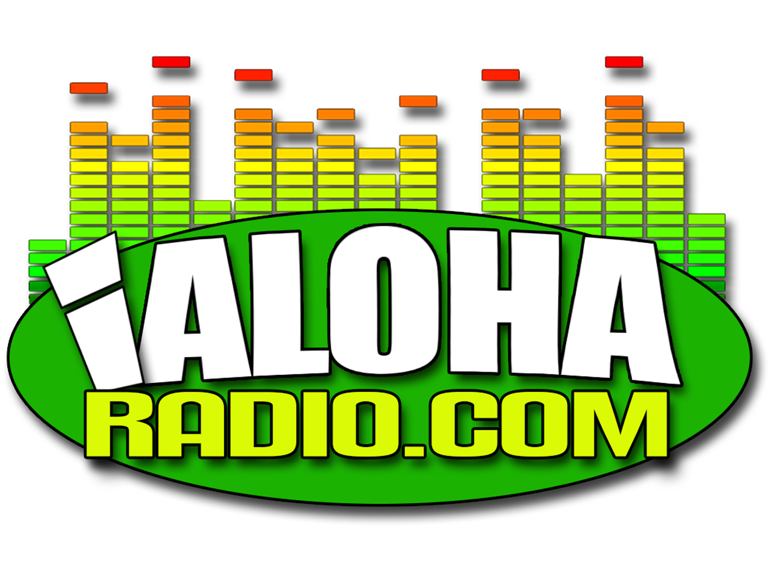 iAlohaRadio logo and link